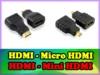 HDMI - Micro HDMI, HDMI - Mini HDMI
