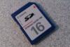 SD карта Canon 16 Gb